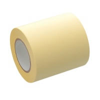 Refill for Memoc Roll Tape (Self-Stick Paper Tape) Recycled paper 50mm width  (one roll-pack)