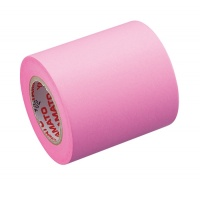 Refill for Memoc Roll Tape (Self-Stick Paper Tape) Fluorescent color  50mm width (one roll-pack)