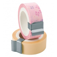 HAMAMONYO Sticky Memo Roll (Self-Stick Film Tape)