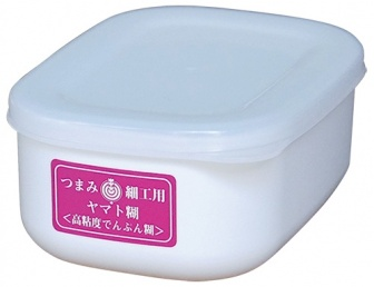 "Specialized Yamato Starch Paste for ""KANZASHI""(""Tsumami Zaiku"")(Pinching small, square-cut pieces of cloth, which are usually obtained out of fine silk to produce original decoration craft)"