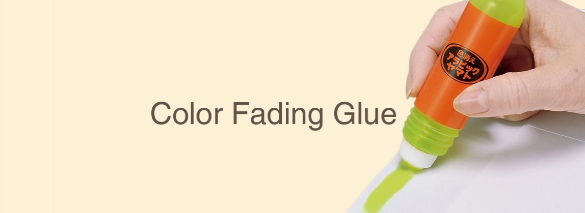 Color Fading Glue