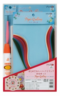 Paper Quilling DVD Kit for beginners